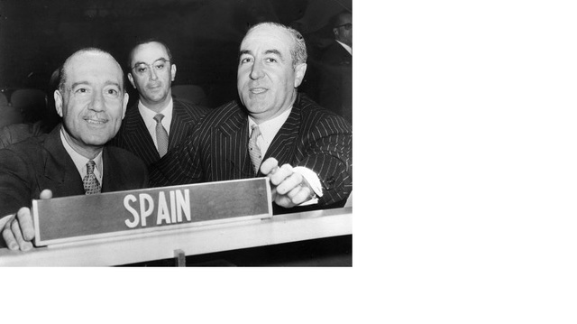 Ingreso de España en la ONU (1955)
