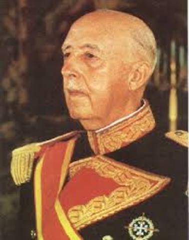 Fallece Franco