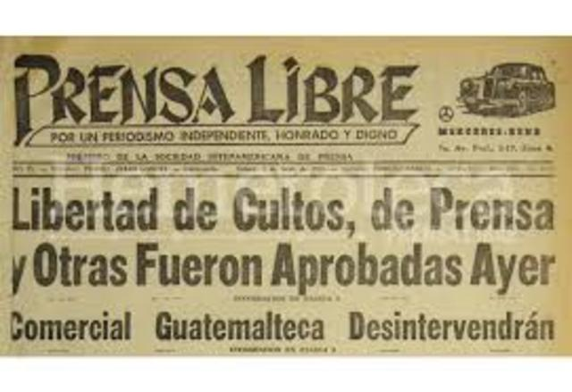 MEDIDAS LIBERTIZADORAS