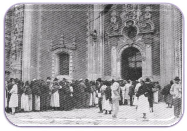 """Combate en el Rancho """"El Perico"""" en el Sur de Jalisco, columna comandada por el General Jesús Degollado Guízar."""