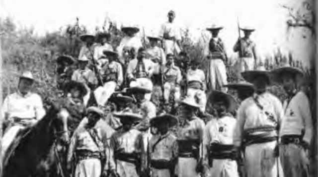 Los Cristeros del sur de Jalisco toman por segunda ocasión la población de Cocula, Jal.