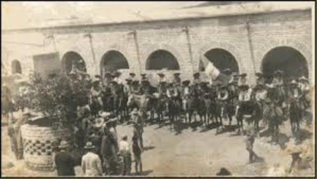 Los Cristeros toman la plaza de Colotlán en dicho combate hubo 55 muertos, entre ellos el Presidente Municipal y el jefe de las defensas sociales