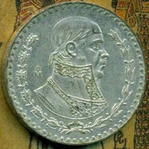 Moneda de Morelos