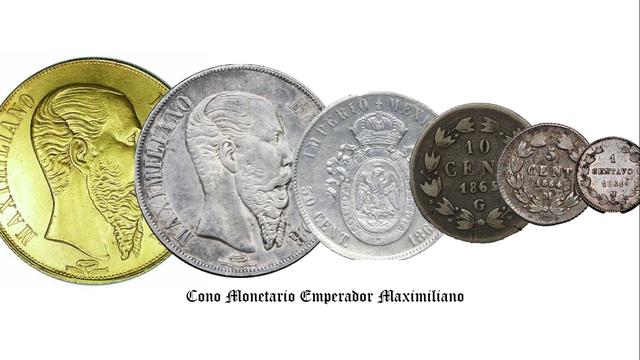 Moneda del Segundo Imperio