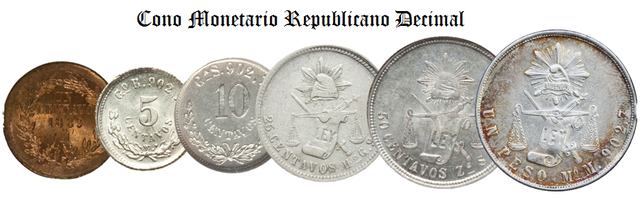 Moneda Republicana (decimal)