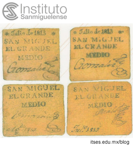 Antecedentes del billete mexicano