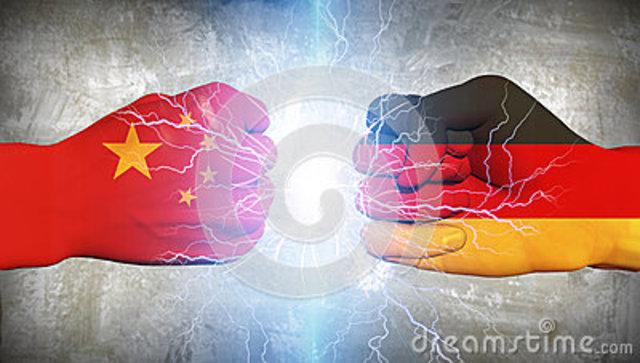 China vs Alemania