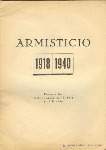 Armisticio