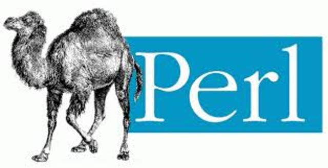 1987 : Perl