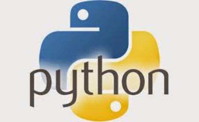1991: Python: