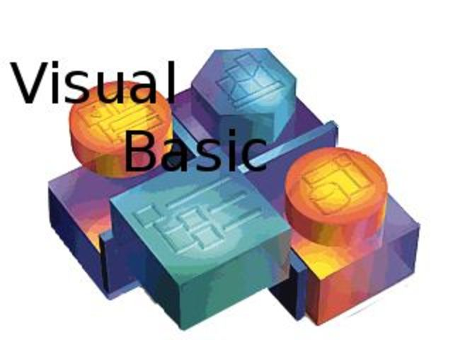 1991: Visual Basic