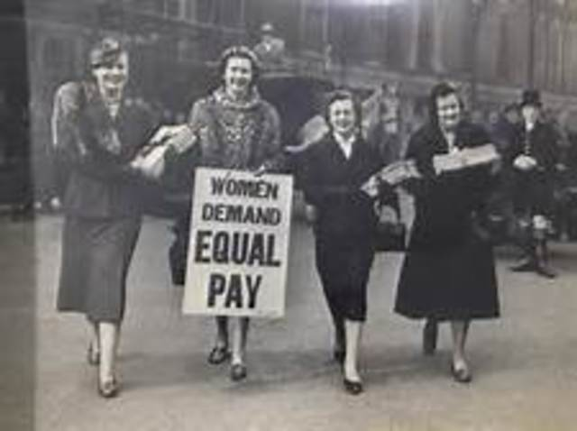 Equal Pay Act   (CCG)