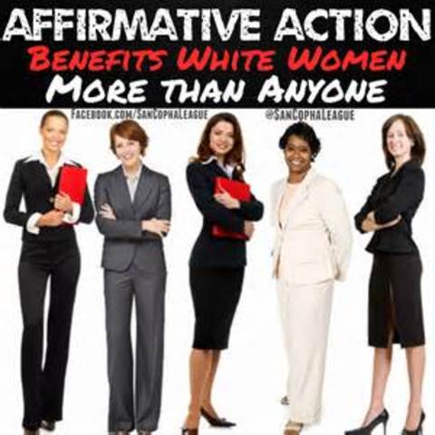 Affirmative Action  (CCG)