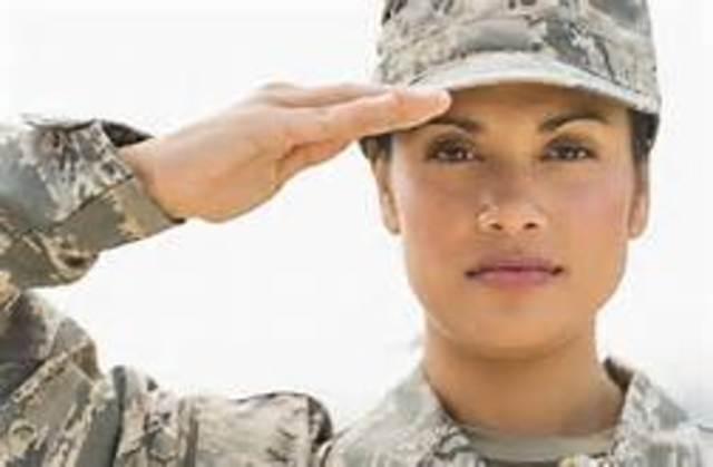 Women in Combat Roles in Military (CCG)