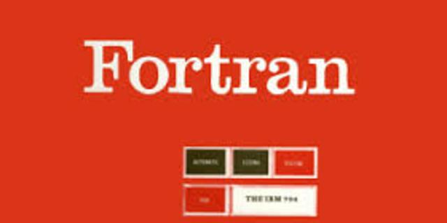 "1957: Fortran I: (""The IBM Mathematical Formula Translating System"")"