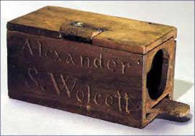 1844 Alexander Wolcott Camera