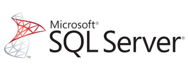 2012: SQL