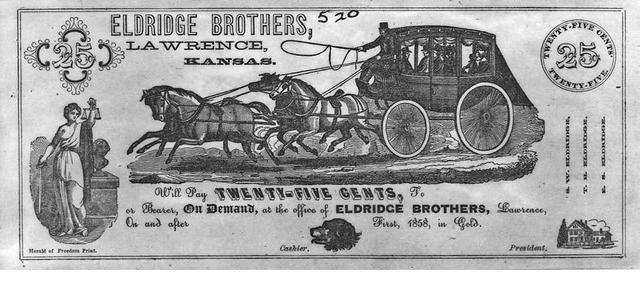 billetes de los primeros bancos privados