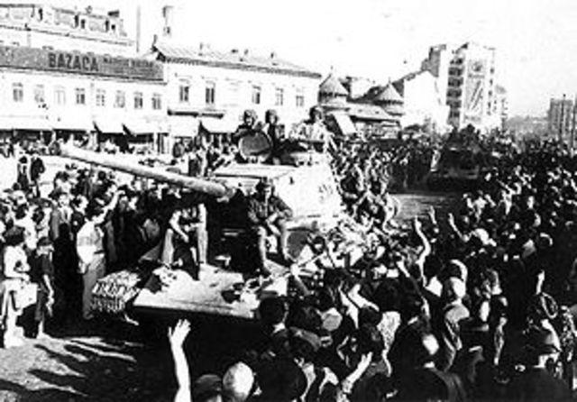 Batalla de Tannenberg: los alemanes derrotan al ejército ruso.