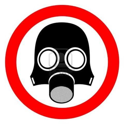 Los austriacos utilizan gas venenoso.