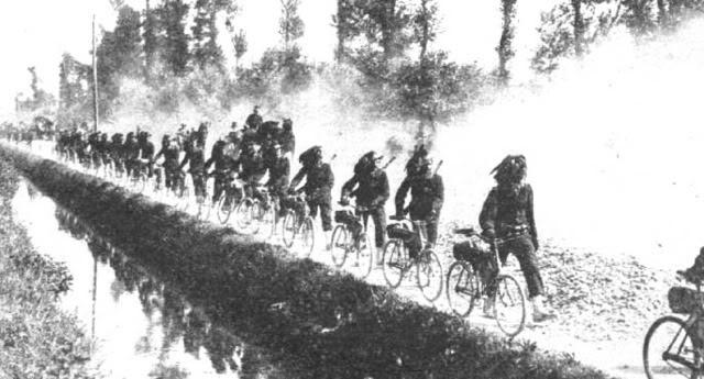 Los italianos conquistan Goritzia.