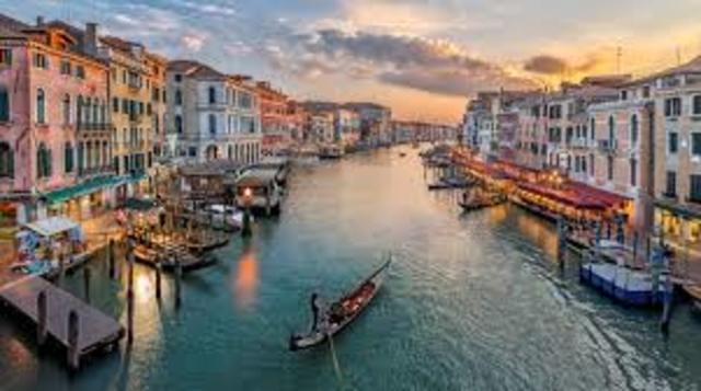 Ocupan Venecia