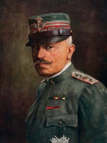 Remplazo del general Cadorna