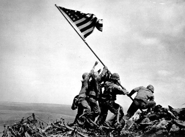 Kampen om Iwo Jima