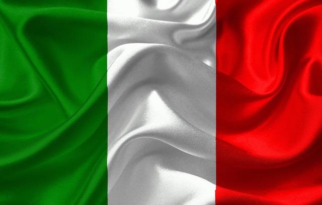 Italia overgir seg