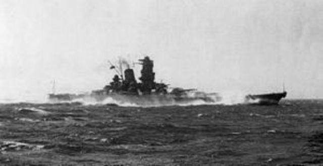 Yamato sunket