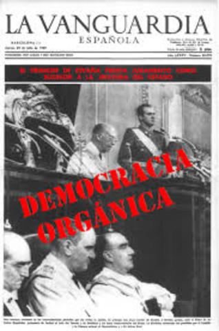 Democracia orgánica