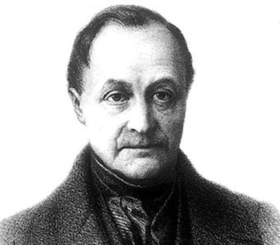 Biografia de Comte