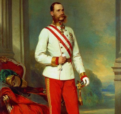 Muere el emperador Francisco José.