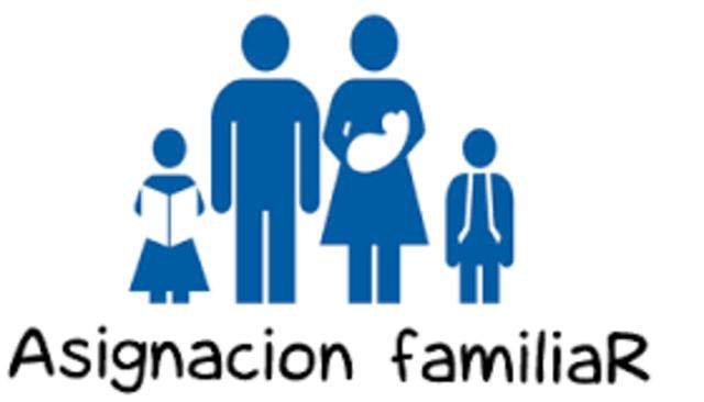 La asignación familiar, derecho de los trabajadores que no estaba aún establecido por ley en el país