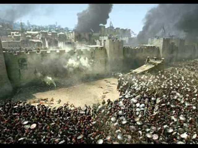 Assyrian Siege of Judah