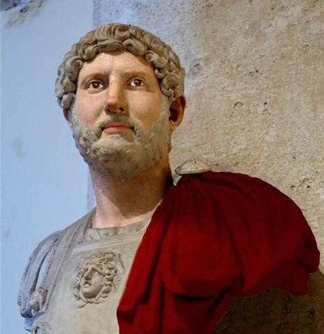 Emperor Hadrian of Roman Empire Bans Circumcision