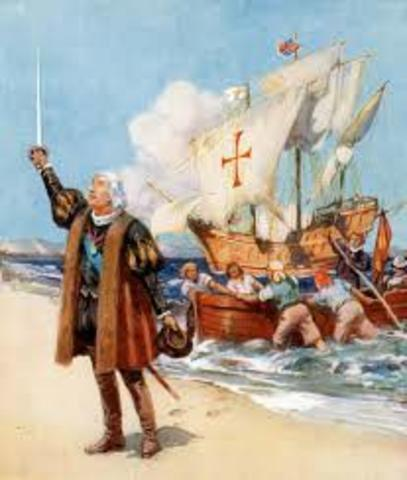 Colombu's discovery America