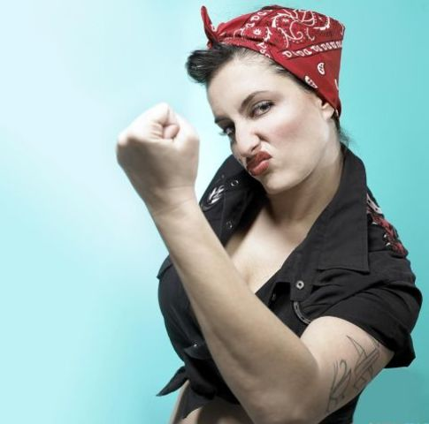 la base de los derechos de la mujer, asumidos con fuerza