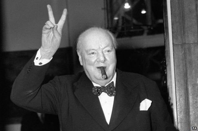Churchill becomes Prime Minister