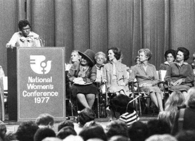 National Women's conference