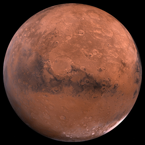 Discovery of the Planet Mars