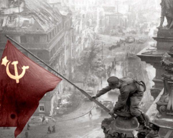 Revolución en Rusia.