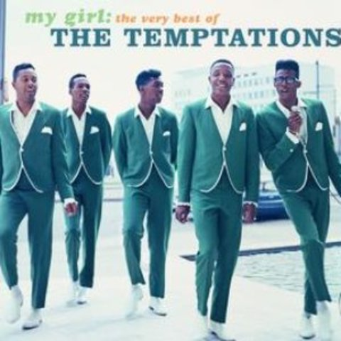 """The Temptations   ( Paul Williams from The Primes later joined Williams, Bryant, and Franklin to create the Elgins, who signed to Motown in March 1961 as """"The Temptations""""."""
