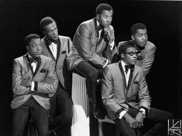 Otis Williams into The Rock and Roll Hall of Fame