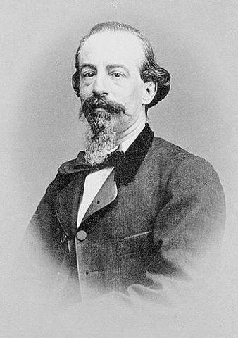José Zorrilla 21 de Febrero de 1817 – 23 de Enero de 1893