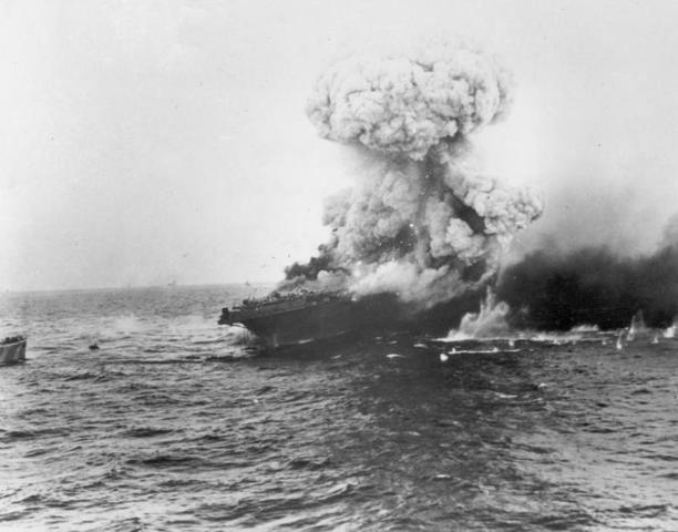 Coral Sea Battle