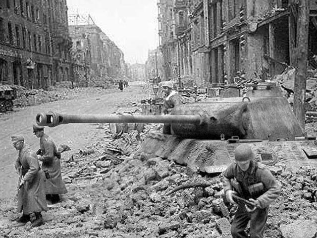 Berlin Battle