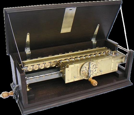 Механический калькулятор (арифмометр)