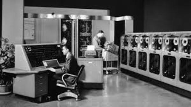ЭВМ UNIVAC-t 103