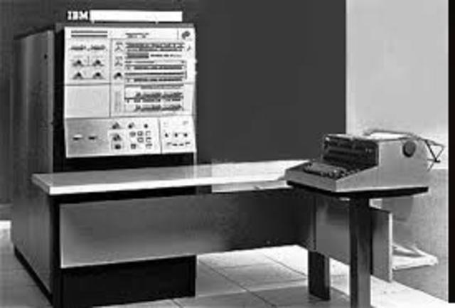 ЭВМ третьего поколения IBM-360